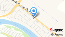 Татнефть-АЗС-Юг на карте
