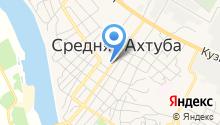 Магазин мясной продукции на Октябрьской на карте