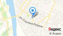 Среднеахтубинский районный историко-краеведческий музей на карте