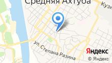 Горжилфонд на карте