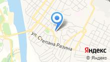 Комитет экономики администрации Среднеахтубинского муниципального района на карте