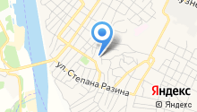 Территориальная избирательная комиссия Среднеахтубинского района на карте