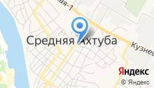 Тандырыч на карте