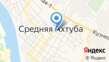 Молсыркомбинат-Волжский на карте