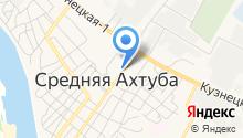 КВС - Жалюзи на карте