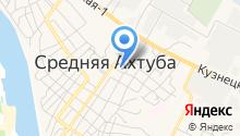 Нотариус Копылова В.И. на карте