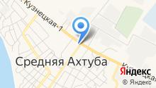 Парикмахерская на Октябрьской на карте