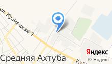 Сталинград на карте