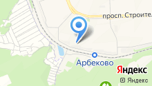 Galex Tech - Студия веб дизайна на карте