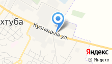 Шиномонтажная мастерская на Кузнецкой на карте