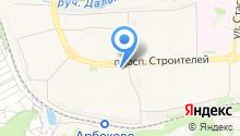 EuroPlat на карте