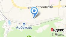 PRO.SECRET на карте