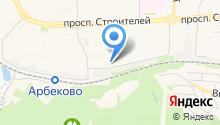 PENZADENT на карте
