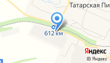 Прокат Лимузинов в Республике Мордовия на карте