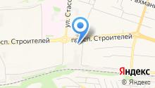 Drive-Pro на карте