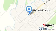 Продуктовый магазин на Дорожной на карте