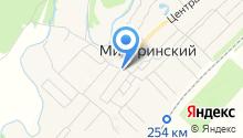 Администрация Мичуринского сельсовета на карте