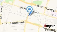 Salon GB на карте