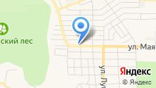 Рузаевская районная станция по борьбе с болезнями животных, ГБУ на карте