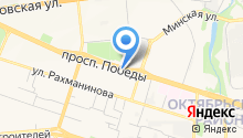 Impresto на карте