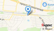 ЯндексТаксиПенза на карте