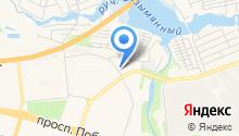 S-Trans на карте