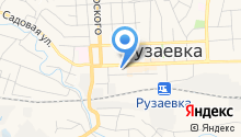 Управление Федеральной службы государственной регистрации, кадастра и картографии по Республике Мордовия на карте