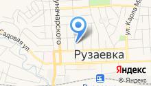 Межрайонная инспекция Федеральной налоговой службы России №2 по Республике Мордовия на карте
