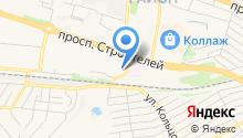 Academ Travel на карте