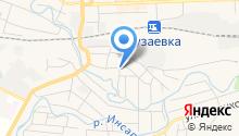 Сауна на Рубцова на карте