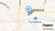 Рузаевский линейный отдел МВД на карте