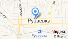Фонд социального страхования РФ по Республике Мордовия на карте