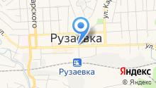 Администрация Рузаевского муниципального района на карте