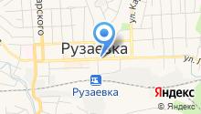 Центр физической культуры и спорта Рузаевского района на карте
