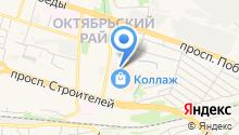 Банкомат, Банк Кузнецкий, ПАО на карте