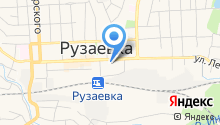 Управление Пенсионного фонда РФ Рузаевского муниципального района Республики Мордовия на карте