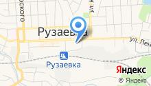 Росгосстрах-Мордовия, СОАО на карте