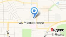 Олеколор на карте