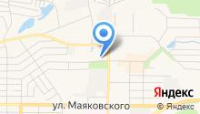 Центр гигиены и эпидемиологии в Республике Мордовия в муниципальном округе Рузаевка на карте