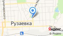 Рузаевский межрайонный следственный отдел на карте