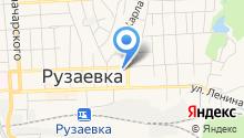 Рузаевская межрайонная прокуратура на карте