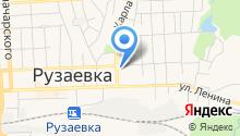 Рузаевский районный суд на карте