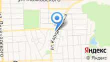 Нотариус Бормотина Л.Т. на карте