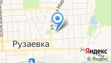ЗАГС Рузаевского района на карте