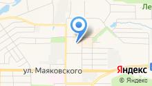 ДЮСШ Рузаевского муниципального района на карте
