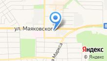 ДОСААФ России Республики Мордовия на карте