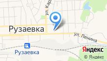 Мордовский государственный университет им. Н.П. Огарева на карте