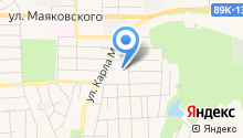 Рузаевский печатник на карте