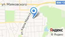 Рузаевская газета на карте
