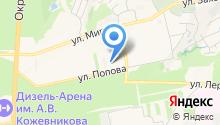 Good Zone на карте